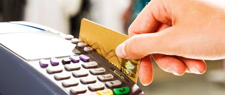 Effectuer un paiement par CB